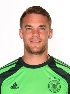 Manuel NEUER for 2014 FIFA World Cup