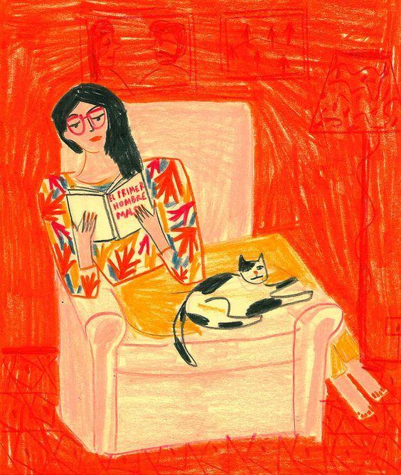 Women In Art History — El primer hombre malo, Maria Luque