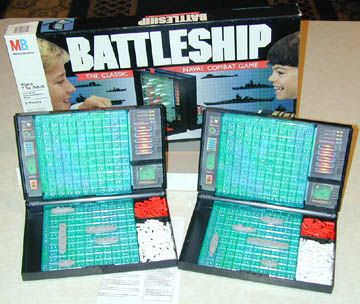 A game I have mastered!  I will drop the A bomb if pushed....and I will sink your battleship!