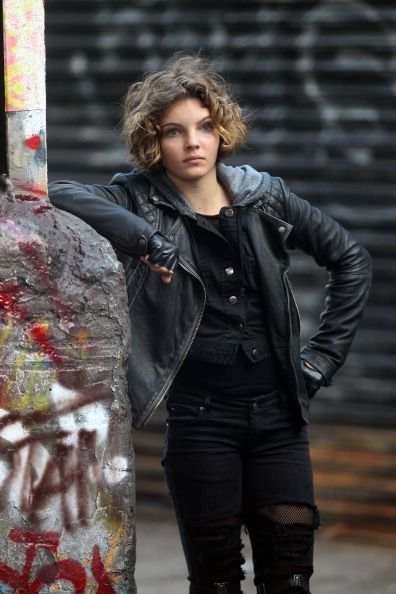 gotham catwoman | Celebrity Sightings In New York City - July 11, 2014