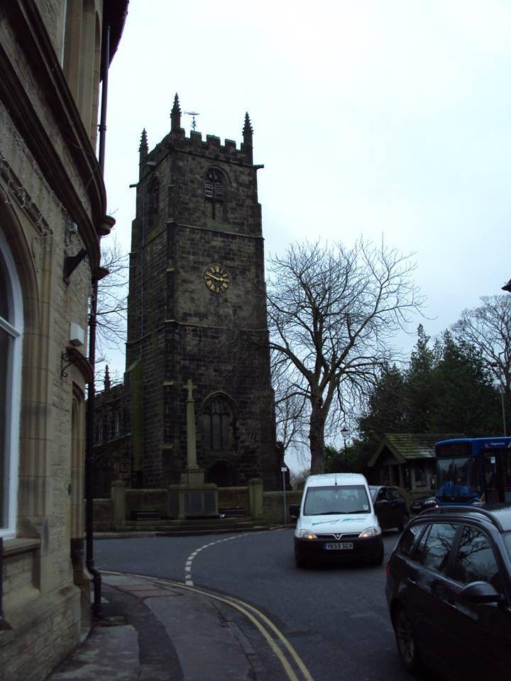 Penistone church