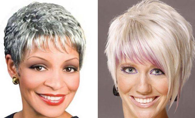 Easy Short Hairstyles For Older Women Cute Short Haircuts For Women Over 50 Latest Hairstyles 2020 New Hair Trends Top Hairstyles Short Hair Styles Easy Older Women Hairstyles Haircut For Older Women