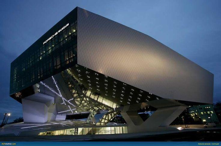 museum+ArquitetureArquiteture   Porsche Museum   Architecture