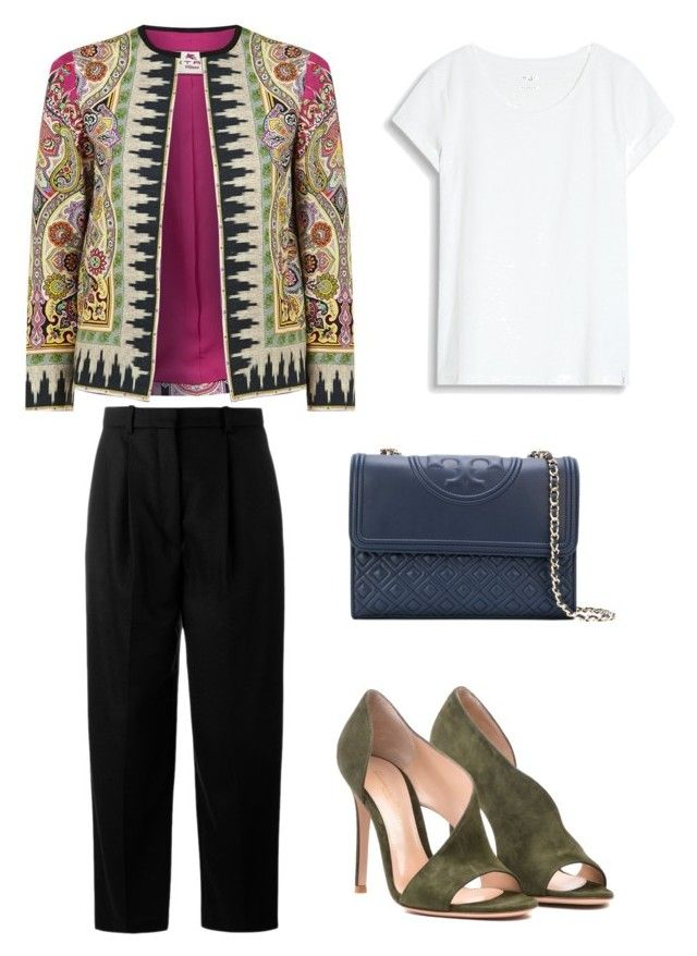 """Boho 7"" by sofya-2 on Polyvore featuring Etro, Acne Studios, Dolce&Gabbana and Tory Burch"