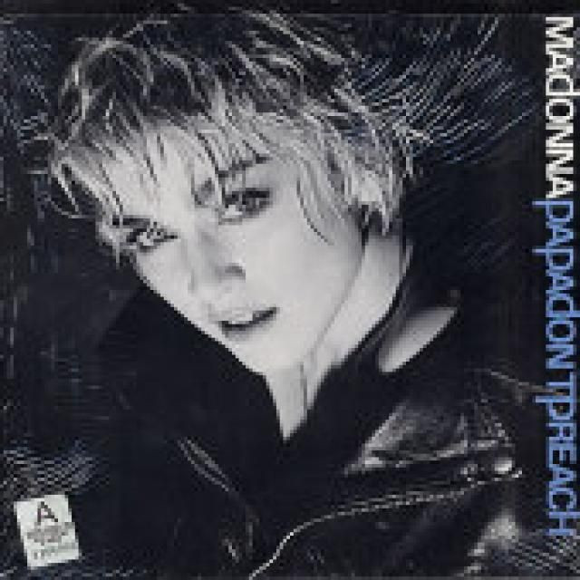 "Madonna's Record-Setting 38 Top 10 Hits: 1986 - ""Papa Don't Preach"" - #1"