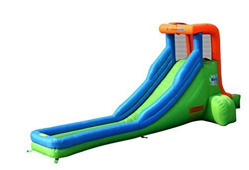 Bounceland Single Inflatable Water Slide #NotApplicable
