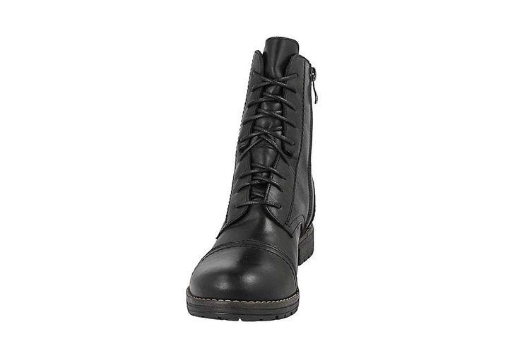 Magasított cipő LASOCKI - FIGURA-02 Fekete - Magasított cipők - Csizmák és egyebek - Női - www.ecipo.hu