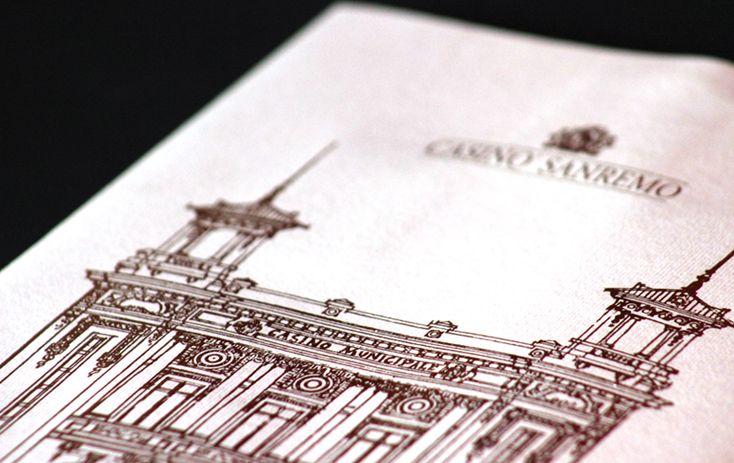 Brochure Casinò di Sanremo by CREA OFFICINA