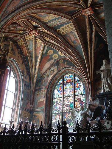 Wawel Castle Cathedral, Kraków