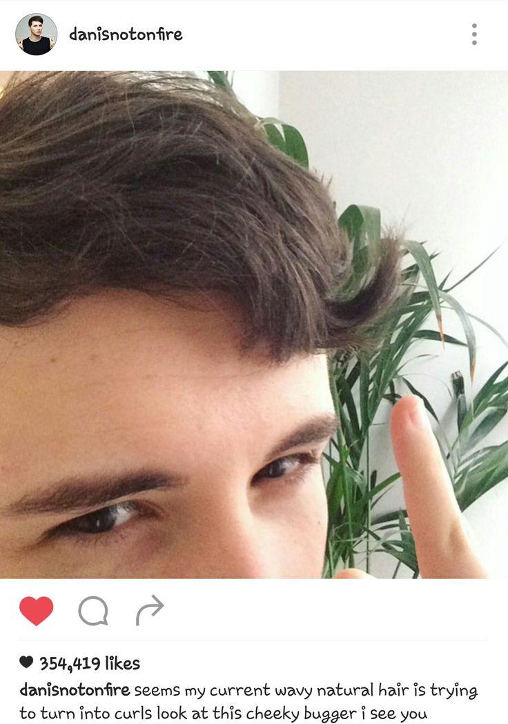Danisnotonfire instagram