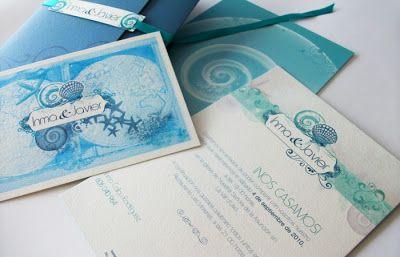 Bodas Edisee: invitaciones de boda