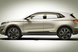 2019 Lincoln MKC Redesign