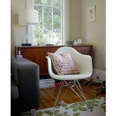 Eiffel Base Chair | Arm Chair | Plastic Chair | Classic Chair | Mid Century Furniture | Modern Furniture