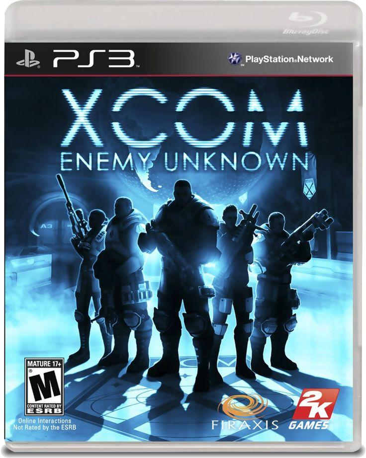 XCOM: Enemy Unknown - NEW