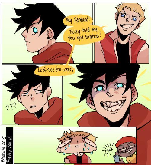 i want teens facials