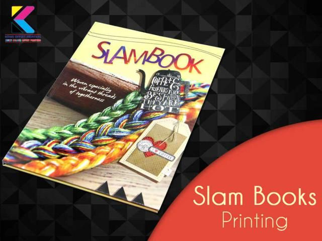 Slam Books Printing Share Your Memories in a Special Way with Slam Books! Special memories deserve the best manifestation. Our Slam books are a great way to exhibit your photo memories. You can enjoy them for many years and get nearer to the days you were. Kovai Offset Printers provide a wide range of layouts, covers and design options to create attractive and stylish slam books. For All Types of Printing Needs, #Contact: Kovai Offset Printers MR. Sridhar R +91-7200089000 +91-9894137347