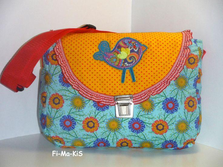 Kindergartentasche von Fi-Ma-KiS auf DaWanda.com