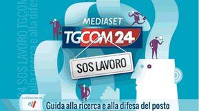 """Lo speciale """"Tgcom24 Sos Lavoro"""" in collaborazione con ManpowerGroup"""