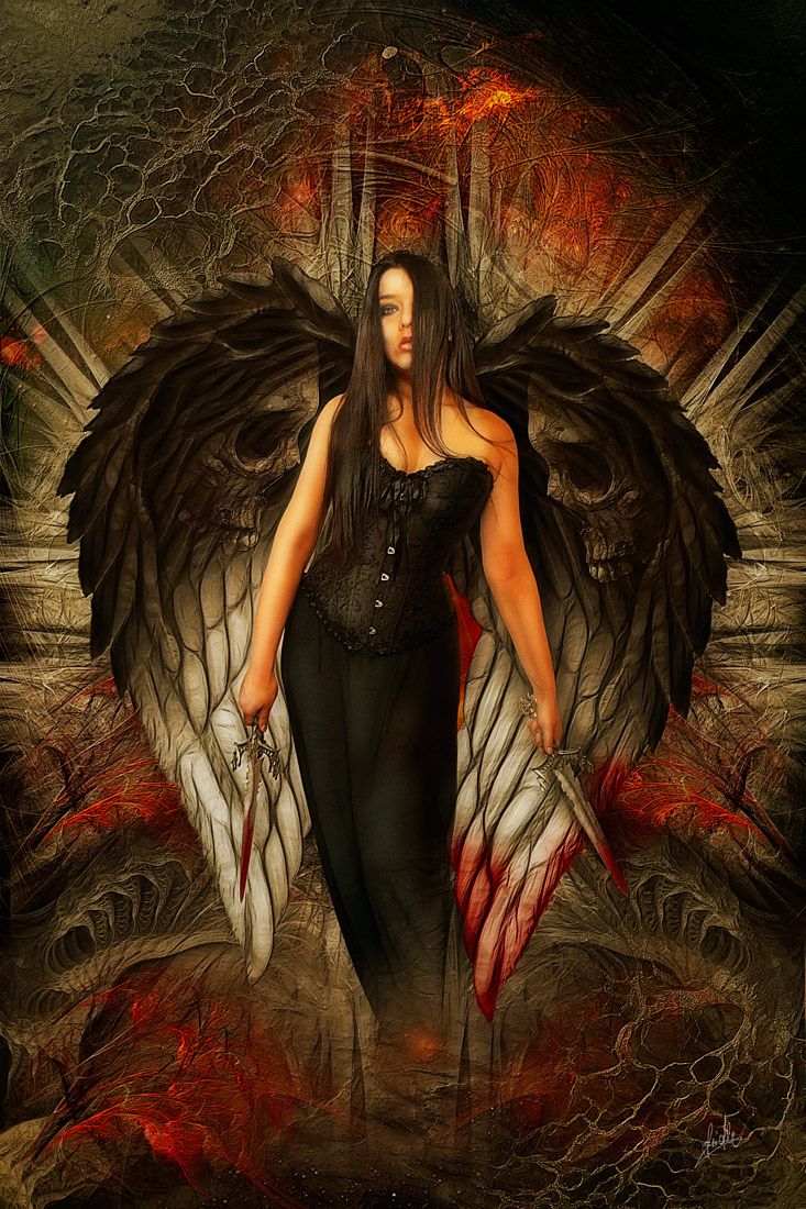 41 ANGELS AND DEMONS @avxporn