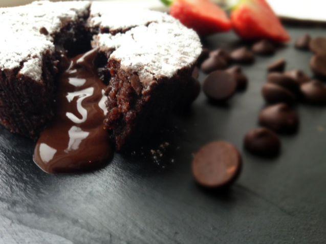 Chokolade fondant