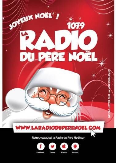 Radio père Noel