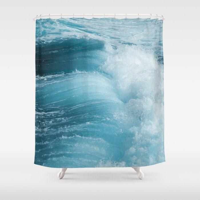 Best 25+ Ocean shower curtain ideas on Pinterest | Ocean bathroom ...