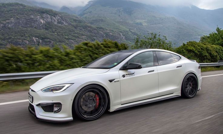 Prior Design Tesla Model S P100D shows EV tuning potential | PerformanceDrive