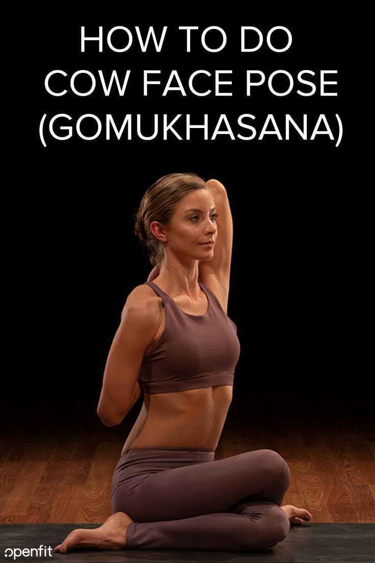 Gomukhasana Definition