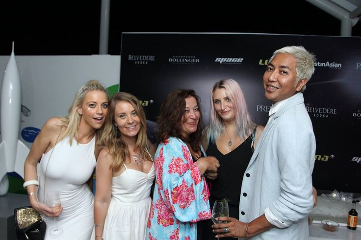 #Lunafriends #Spacechampagne&caviar  #launch #party @Luna2 #friends #Seminyak #Bali