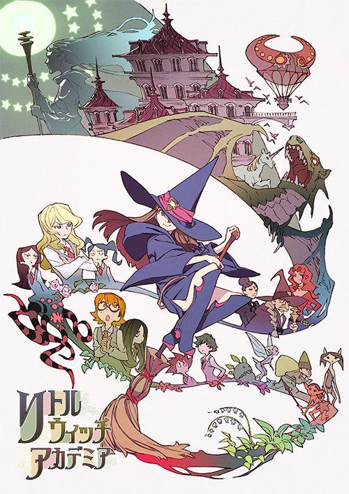 Will Little Witch Academia 2 awaken anime studios across Japan?
