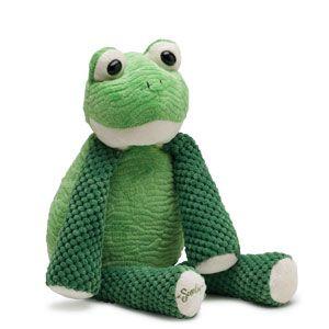 Ribbert the Frog