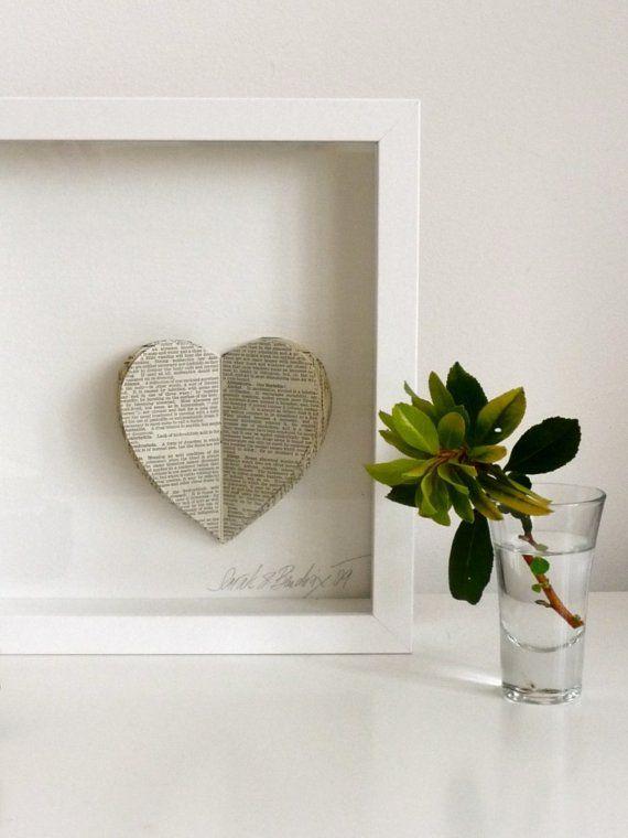 Heart framed Picture 3D