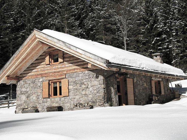 Calda e accogliente baita a #Grauno, #Trentino