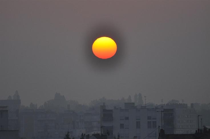 """Utopic sunset"" de P J Skyman"