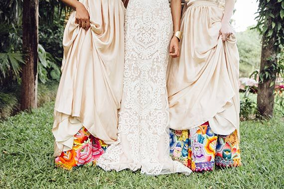 Peruvian inspired wedding ideas | Photo by Pabelona Studio | Read more - http://www.100layercake.com/blog/?p=79371