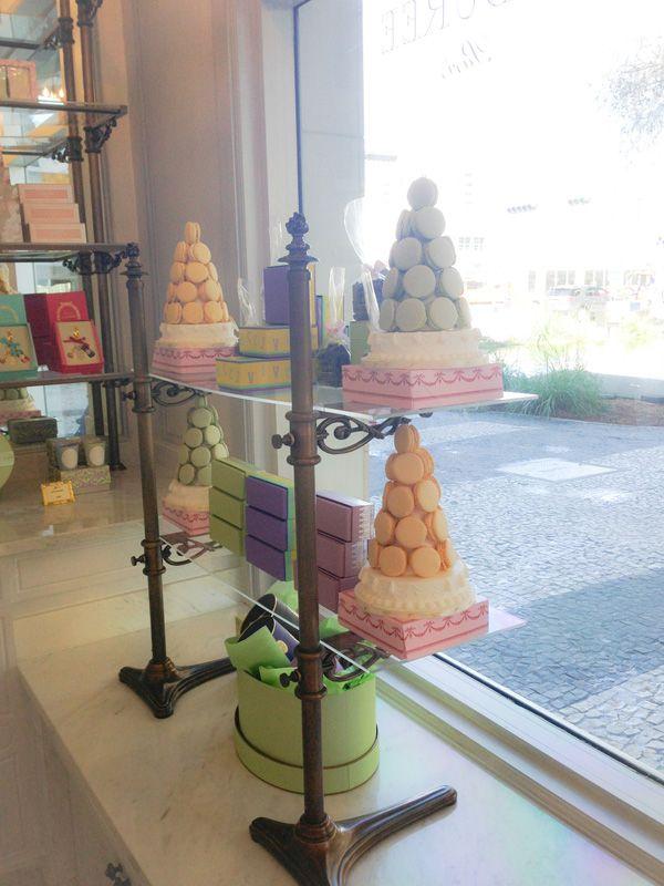 Знаменитые пирожные Laduree в Майами, шоппинг в Майами, Линкольн Роад Молл