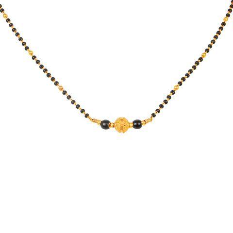 Tanishq Yellow Gold Mangalsutra-511138YYGGAA00
