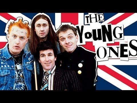 The young ones: Rik, Ade and the alternative comedy gang