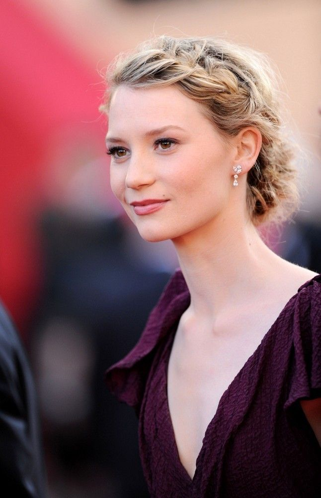 Mia Wasikowska - 'Lawless' Premiere at Cannes ... this is the most gorgeous picture of her!