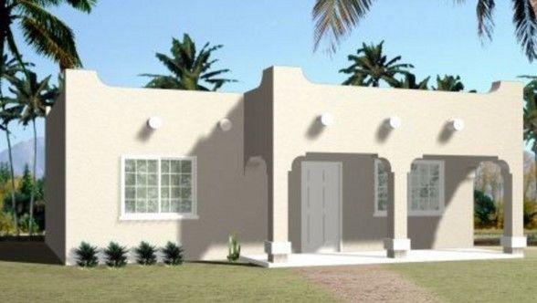 casa de 70 metros cuadrados planos