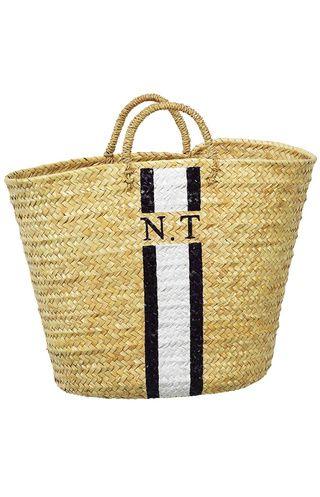 Les paniers sacs de plage personnalisés de Rae Feather | Vogue
