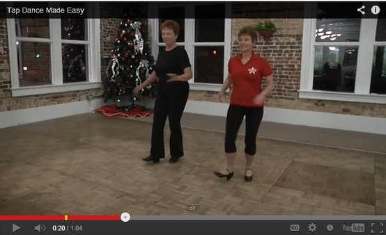 Ever wondered how to tap dance? Check out this video, and then check out Tap Dance with Art in Motion Dance Center 11:30 am, All ages, Highland Library