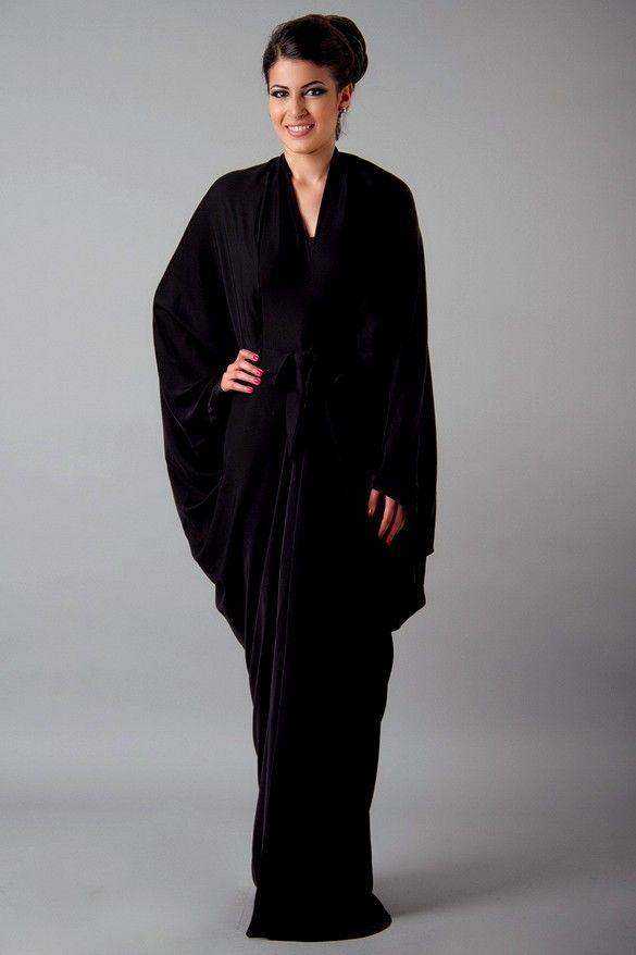 Latest Abaya designs for muslim girls .www.ozyle (52)