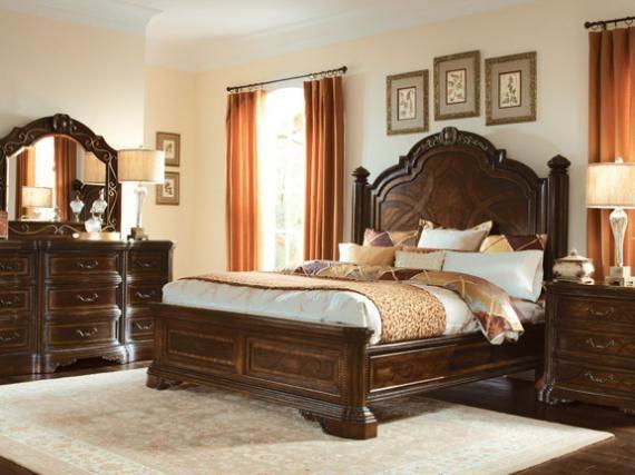 13 best Old World Bedrooms images on Pinterest | Beds, Bedroom ...