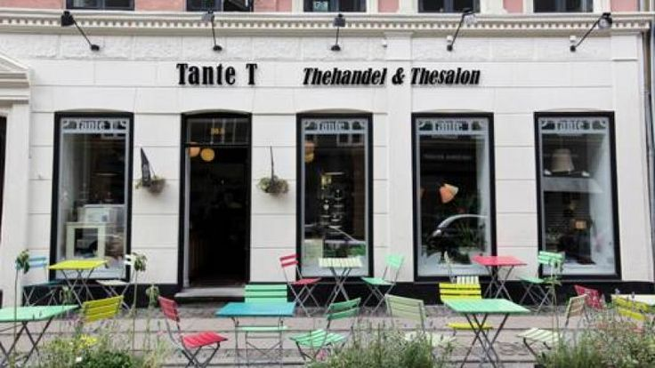 Tante T Tearooms - Cosy Tearooms and Cafes in Copenhagen | Danhostel news