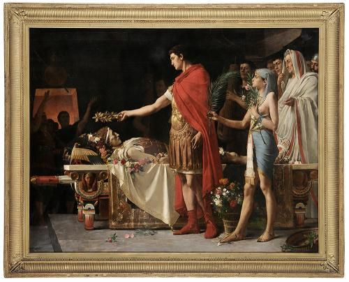 1000+ ideas about Cleopatra And Julius Caesar on Pinterest ...