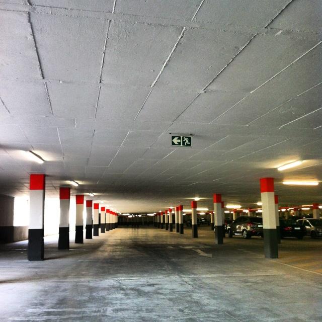 Basement Car Park Design Part - 32: Parking Garage