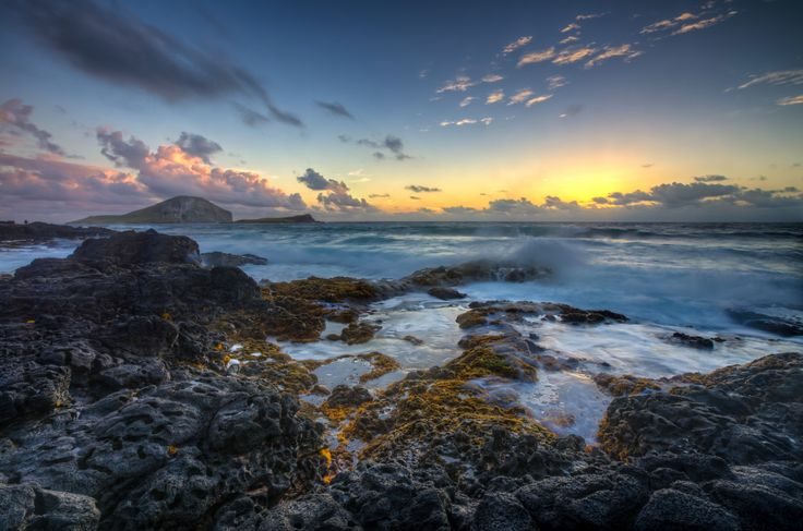 Hawaii Sunrise by Chris Muir on 500px