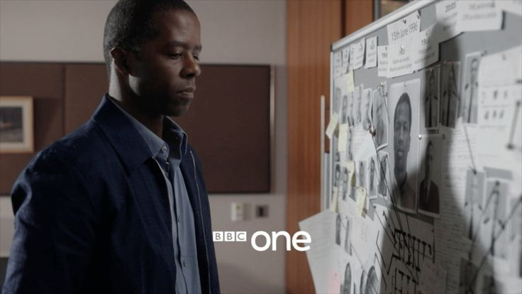 1st Trailer For BBC1/America Mini-Series 'Undercover' Starring Sophie Okonedo & Adrian Lester