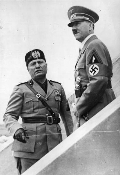 the impact of benito mussolini on world war ii C describe the rise of fascism in europe and asia by comparing the policies of benito mussolini in italy economic, and social impact of world war ii a.
